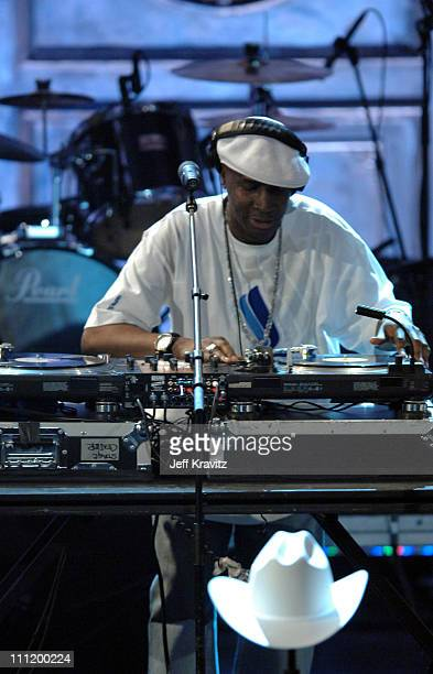 Grandmaster Flash of Grandmaster Flash and the Furious Five performs GMF and FF Medley