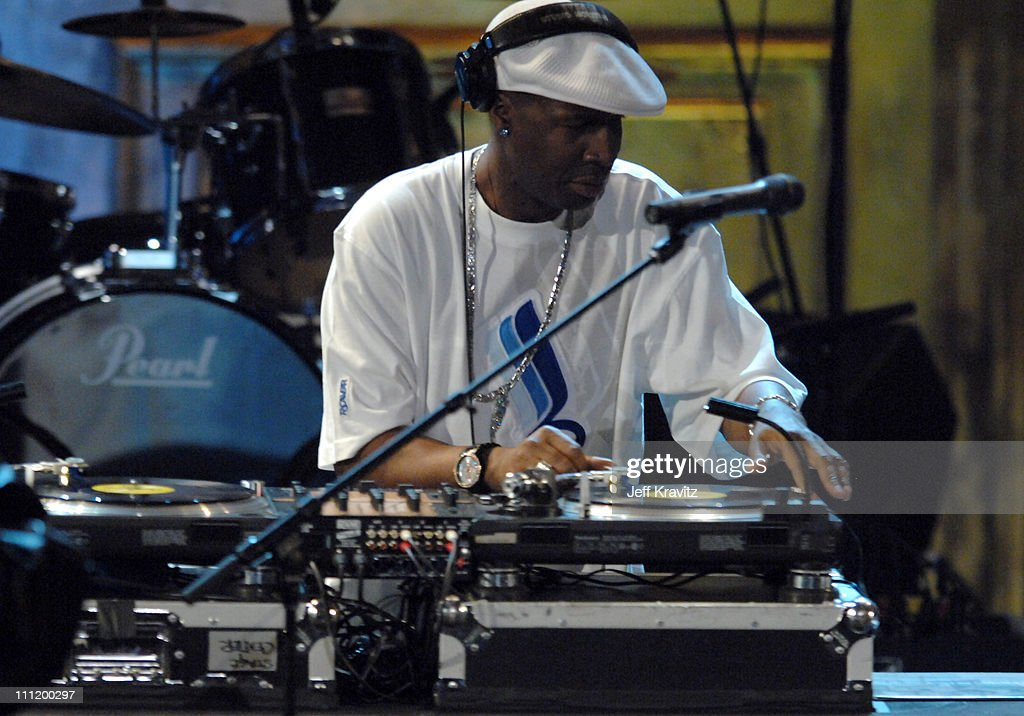 Grandmaster Flash of Grandmaster Flash and the Furious Five performs 'GMF and FF Medley'