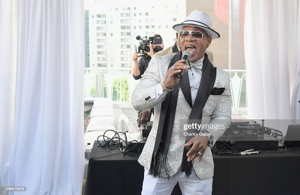 CA: Bulova Grammy Brunch 2019