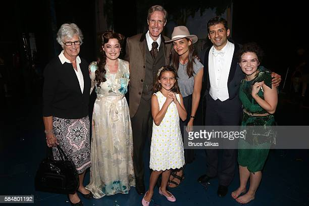 Grandmother Kathleen Holmes Laura Michelle Kelly as 'Sylvia Llewelyn Davies' Paul Slade Smith as 'Charles Frohman' Suri Cruise mother Katie Holmes...