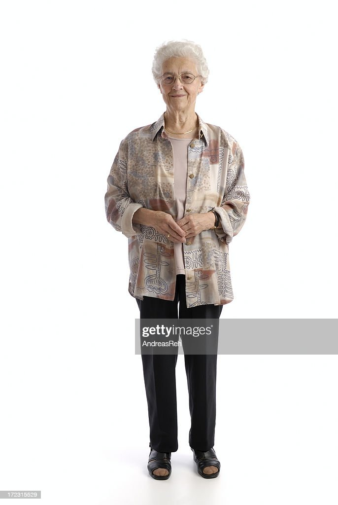 Grandmother : Stock Photo