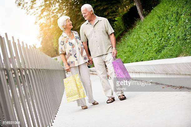 Grandparents Shopping