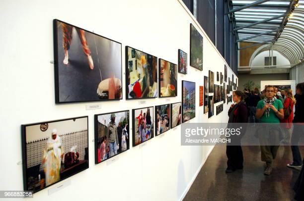 12 grands noms de la photographie reuni dans un meme lieu