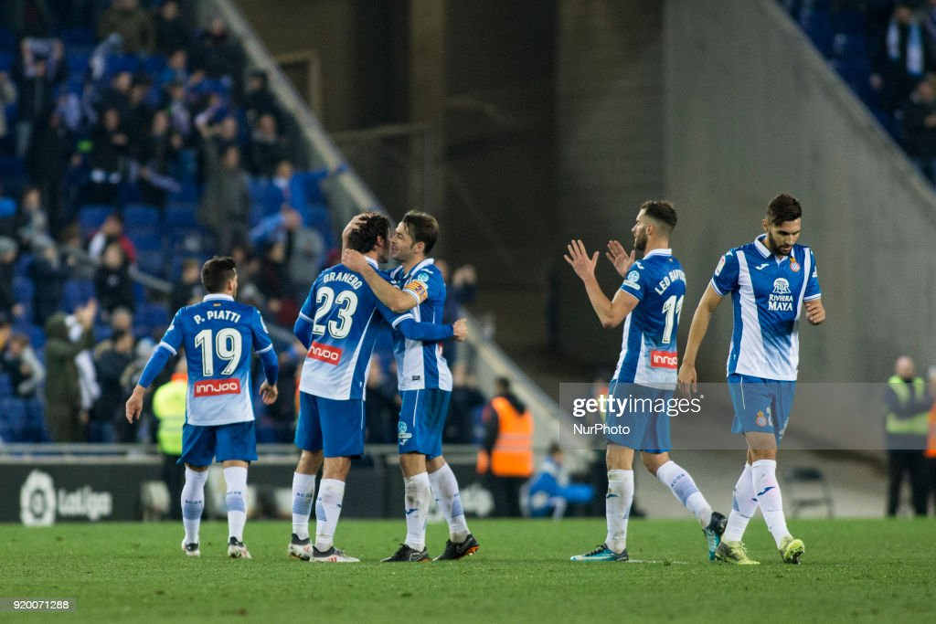 Espanyol v Villarreal - La Liga : News Photo