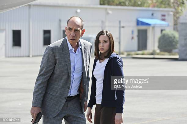 'Granger O' Pictured Miguel Ferrer and Malese Jow As Granger escorts Jennifer Kim back to Los Angeles he interrogates her regarding a North Korean...