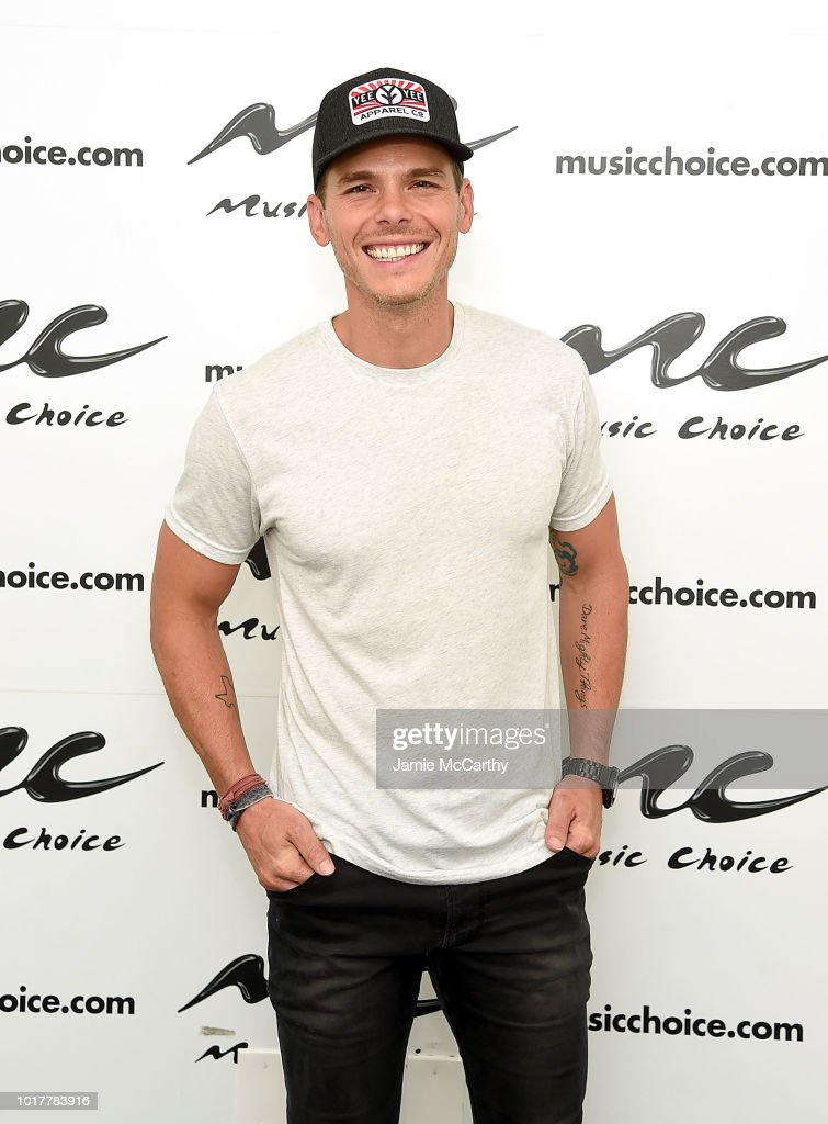 Granger Smith Visits Music Choice