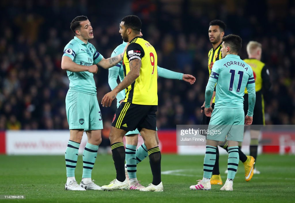 Watford FC v Arsenal FC - Premier League : News Photo