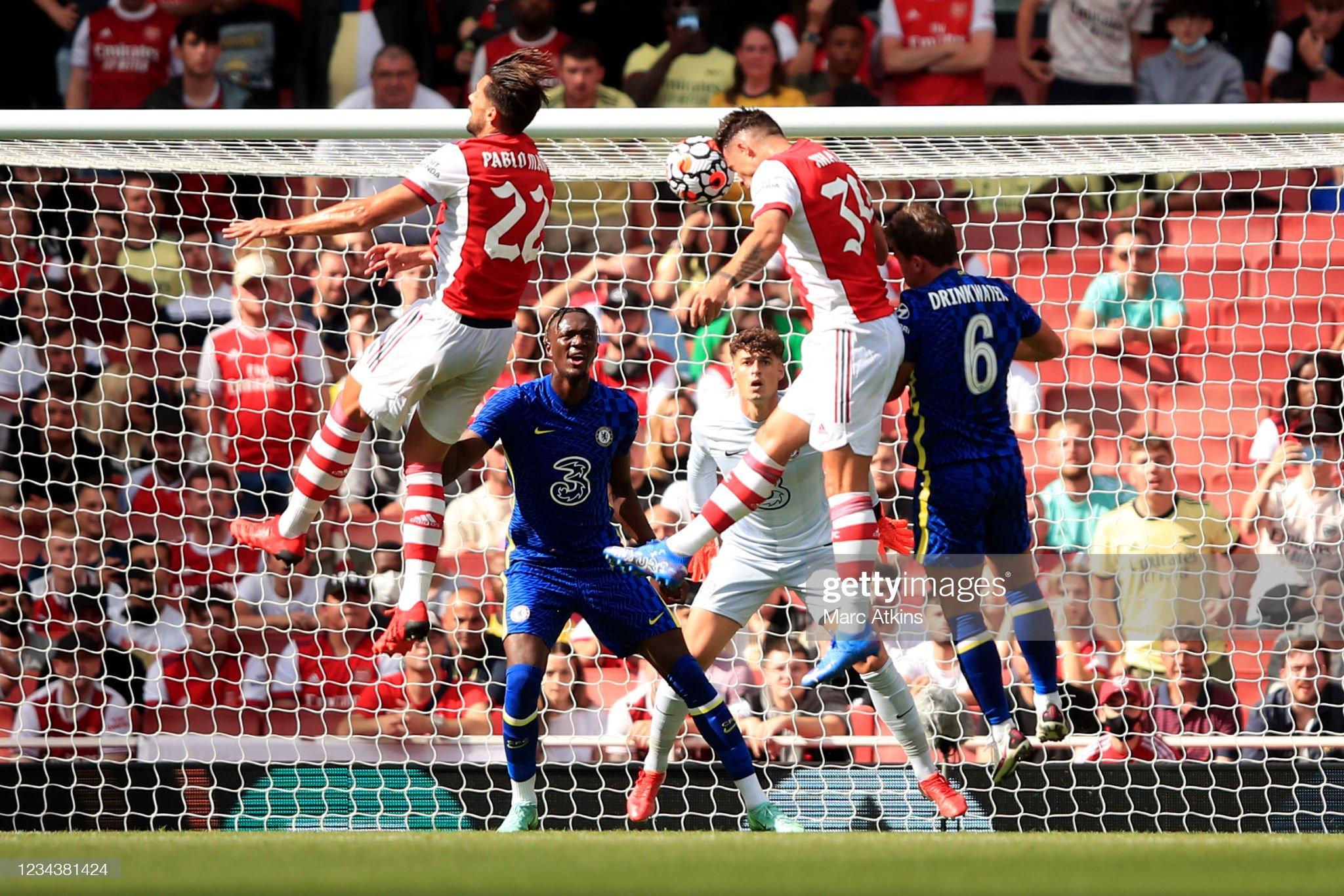 Arsenal v Chelsea - Pre Season Friendly : News Photo