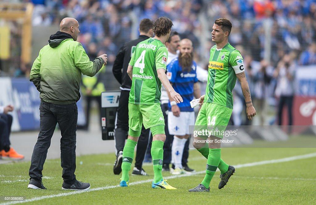 SV Darmstadt 98 v Borussia Moenchengladbach - Bundesliga : News Photo