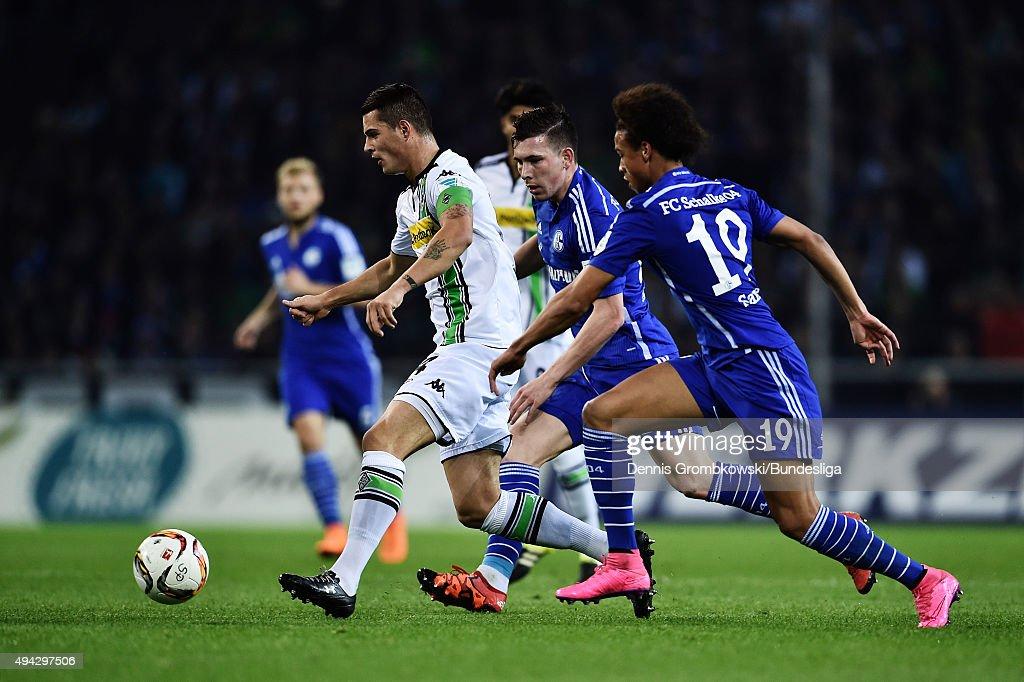 Borussia Moenchengladbach v FC Schalke 04 - Bundesliga : News Photo