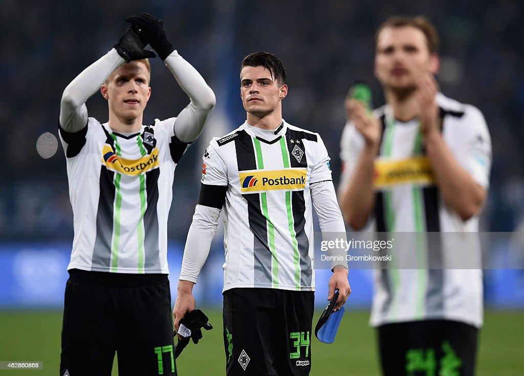 FC Schalke 04 v Borussia Moenchengladbach - Bundesliga : News Photo