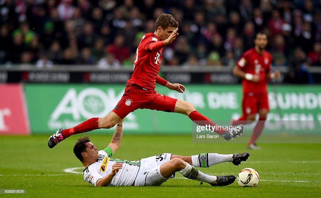 Borussia Moenchengladbach v FC Bayern Muenchen - Bundesliga : News Photo