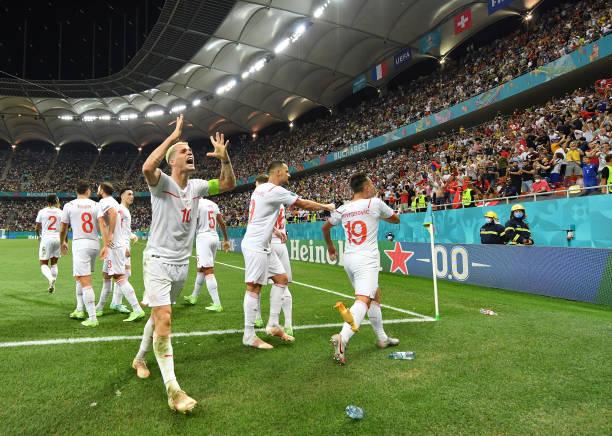 ROU: France v Switzerland - UEFA Euro 2020: Round of 16