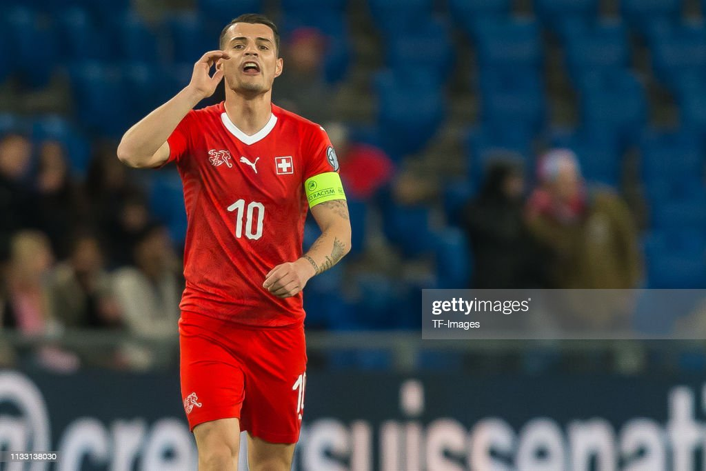 Switzerland v Denmark - UEFA EURO 2020 Qualifier : News Photo