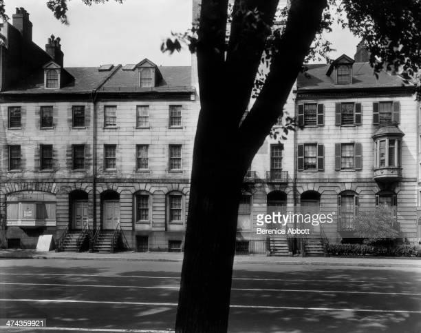 Granite Houses 7073 Beacon Street Boston Massachusettes circa 1933