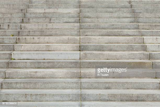granite stairs steps background - construction detail - degraus e escadas - fotografias e filmes do acervo