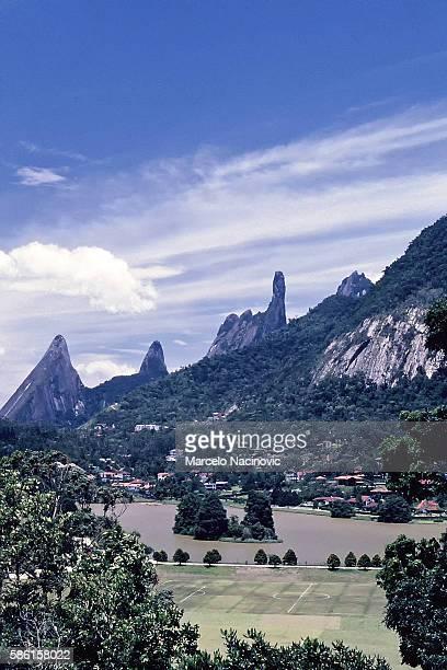 Granja Comary in Teresopolis, Rio de Janeiro, Brazil