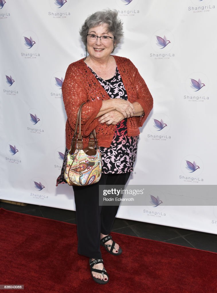 Granny PottyMouth attends the ShangriLa global launch and pop-up store on August 20, 2017 in Beverly Hills, California.