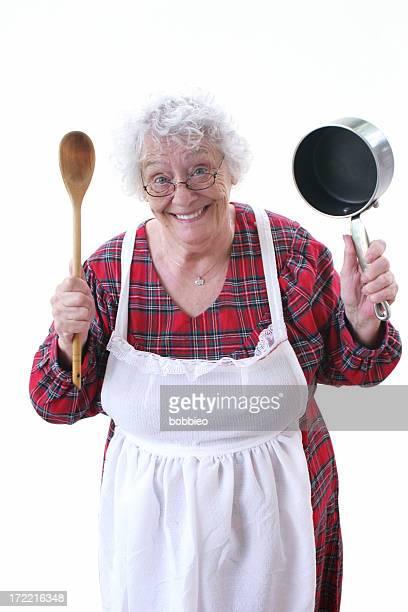 Granny de la cocina