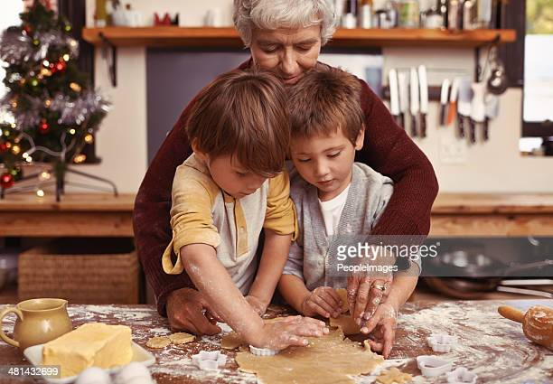Granny's helpers kleine Küche