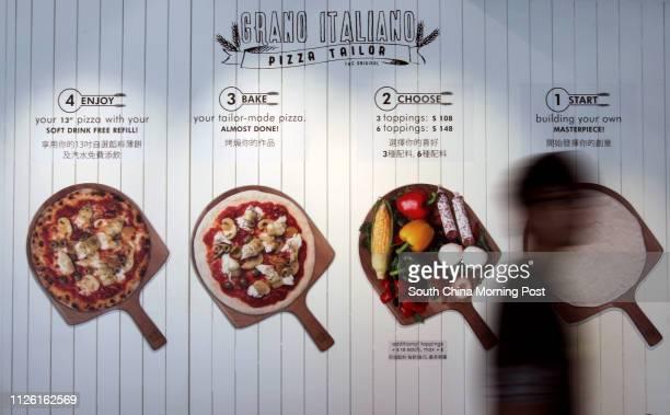 Grano Italiano Pizza Tailor in Tsim Sha Tsui 15APR14