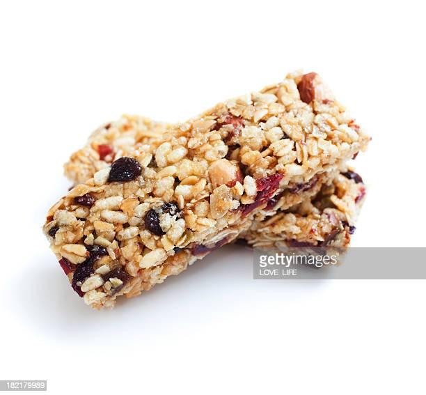 Granola barra de cereal