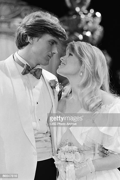 LIGHT Grant Aleksander as Phillip Spaulding and Judi Evans as Beth Raines Image dated June 16 1983