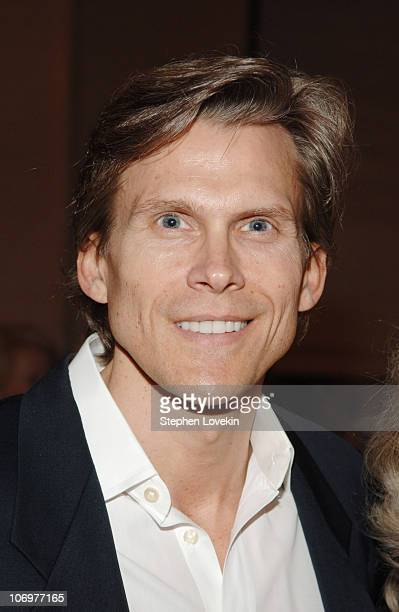 Grant Aleksander during 5th Annual Tribeca Film Festival The Big Bad Swim Reception at Mo Bar at The Mandarin Oriental in New York City New York...
