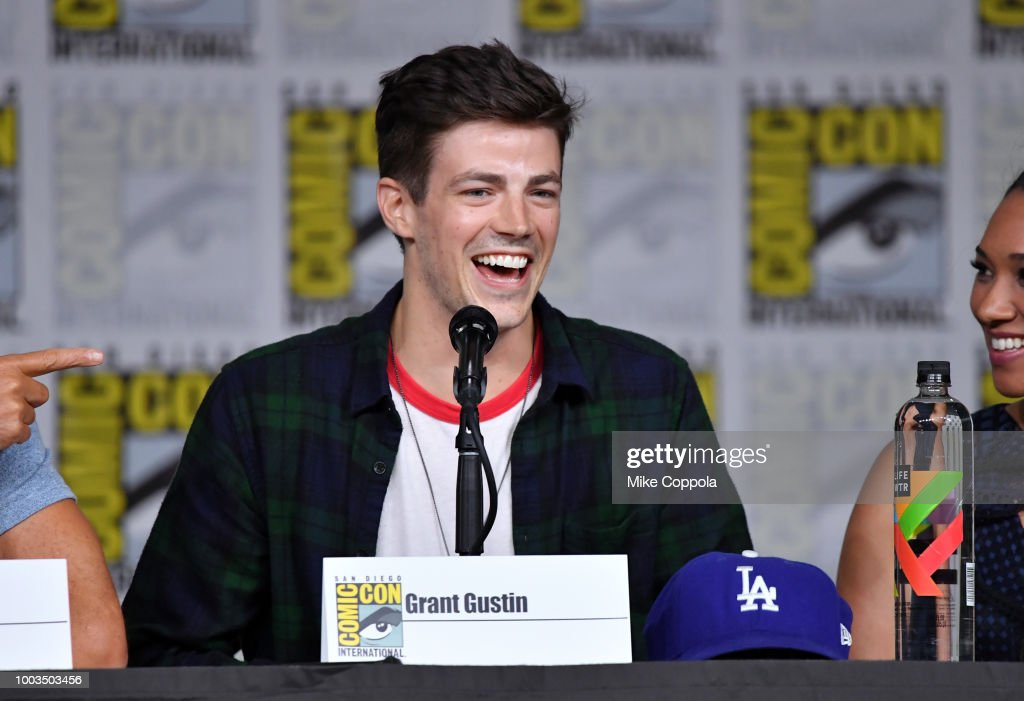 "Comic-Con International 2018 - ""The Flash"" Special Video Presentation And Q&A"