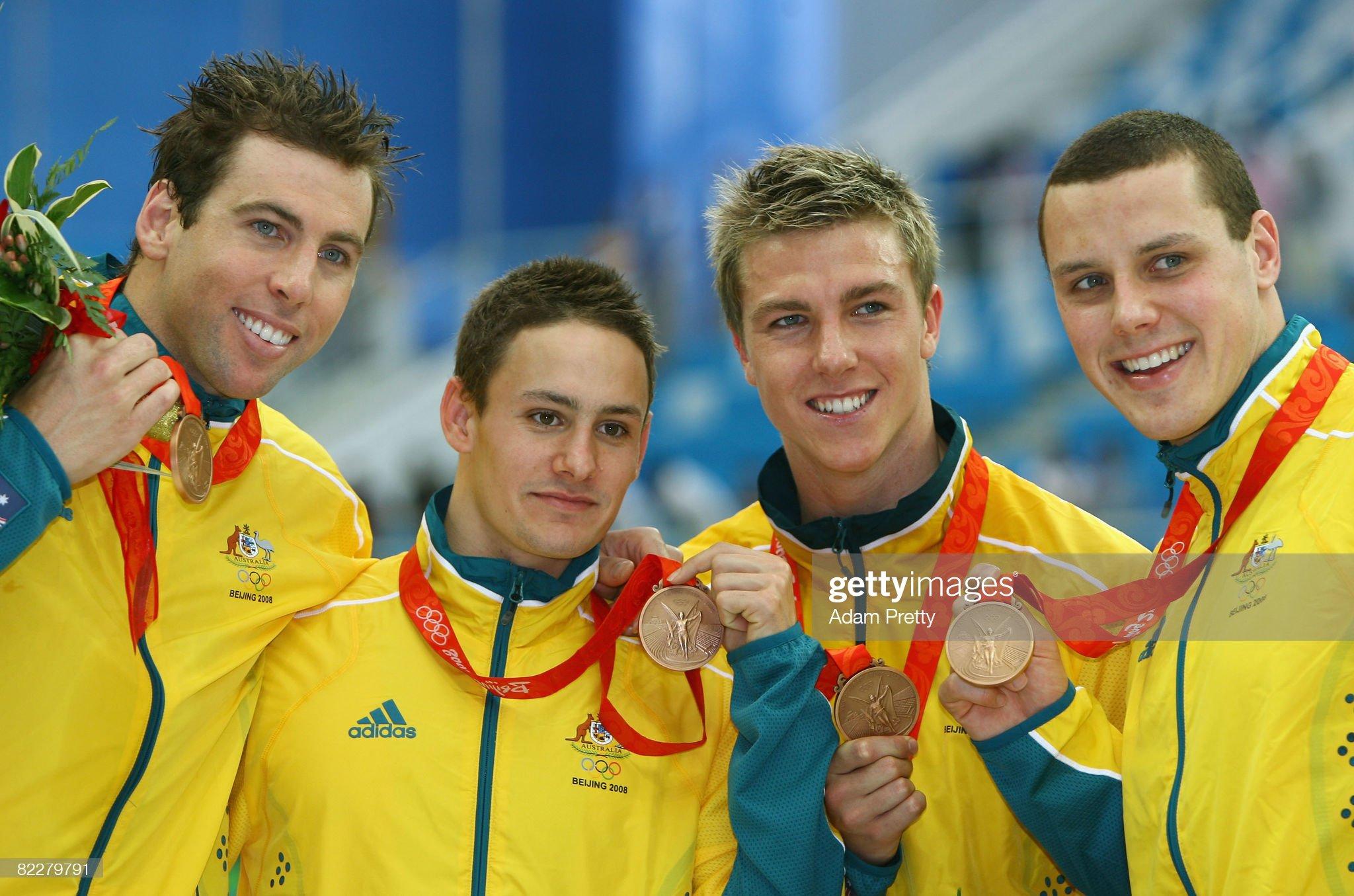 Olympics Day 5 - Swimming : Fotografía de noticias