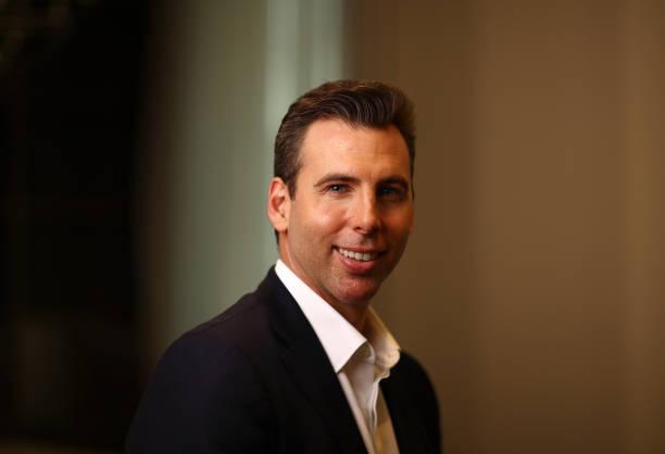 AUS: Grant Hackett Portrait Session