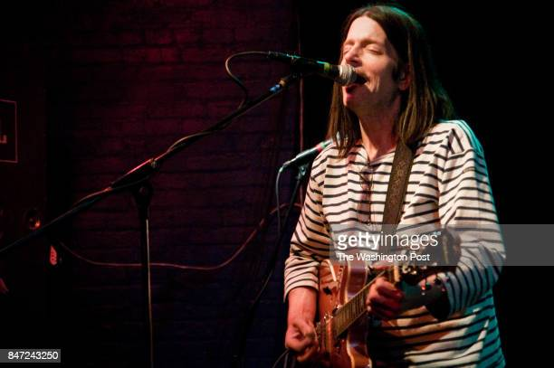 Grant Hart of Husker Du performs a solo show at the Black Cat Backstage