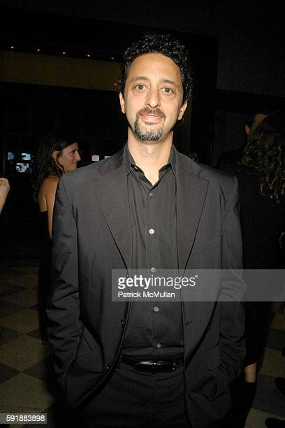 Grant Heslov attends Council on Foreign Relations New York Screening of Good Night and Good Luck at The Museum of Television and Radio on October 14...