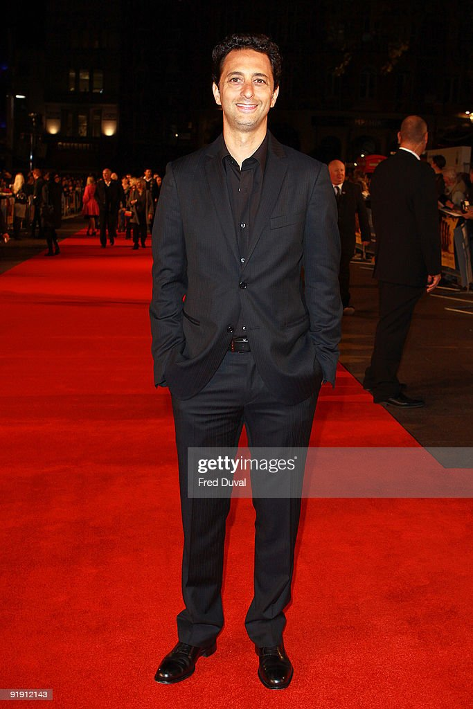 Grant Heslov attends the Gala Screening of 'Men Who Stare At Goats' during The Times BFI London Film Festival at Odeon Leicester Square on October 15, 2009 in London, England.