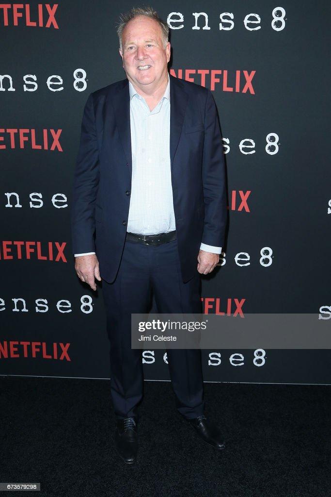 "Season 2 Premiere of Netflix's ""Sense8"" : Fotografia de notícias"