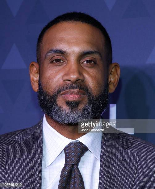 Grant Hill attends 2018 FN Achievement Awards at IAC Headquarters on December 04, 2018 in New York City.