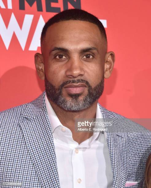 Grant Hill attends the premiere of Paramount Pictures and BET Films' What Men Want at Regency Village Theatre on January 28 2019 in Westwood...