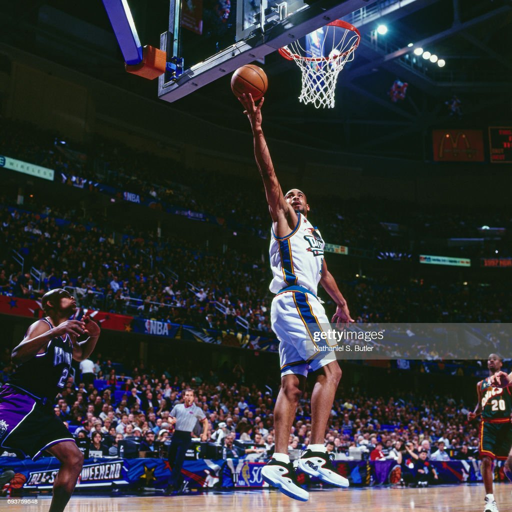 1997 NBA All-Star Game : Fotografía de noticias