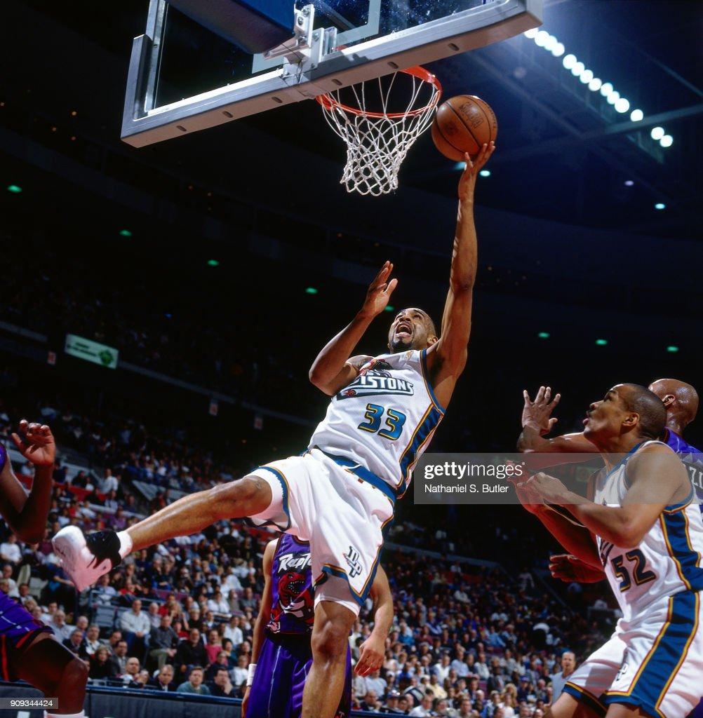 Toronto Raptors v Detroit Pistons : News Photo