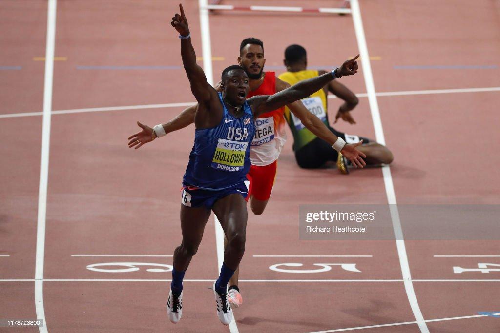 17th IAAF World Athletics Championships Doha 2019 - Day Six : News Photo