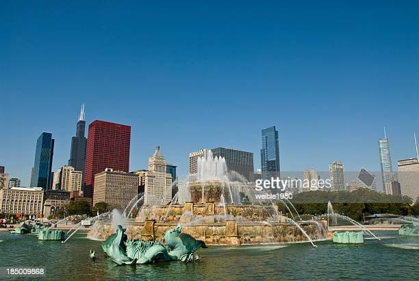Grant Park - Buckingham Fountain