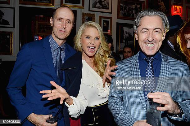 Grant Shaffer Christie Brinkley and Alan Cumming at Tommy Hilfiger Celebrates the Launch of His Memoir American Dreamer My Life in Fashion Business...