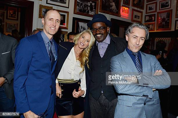 Grant Shaffer Christie Brinkley Fab 5 Freddy and Alan Cumming at Tommy Hilfiger Celebrates the Launch of His Memoir American Dreamer My Life in...