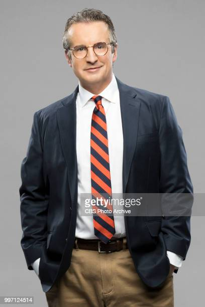 Grant Shaud as Miles Silverberg of the CBS comedy MURPHY BROWN scheduled to air on the CBS Television Network