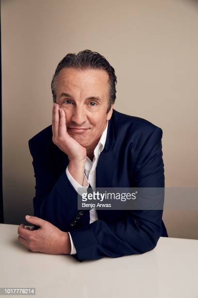 Grant Shaud of CBS's 'Murphy Brown' poses for a portrait during the 2018 Summer Television Critics Association Press Tour at The Beverly Hilton Hotel...