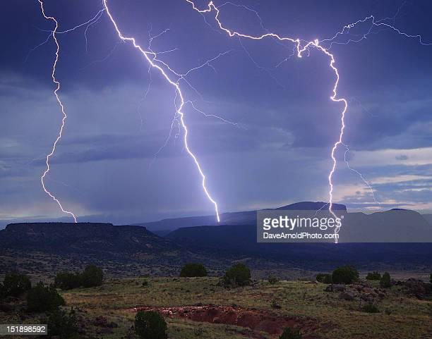 Grants ridge lightning