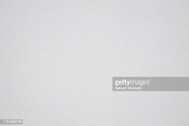 granular shape exterior wall texture background - white stock pictures, royalty-free photos & images
