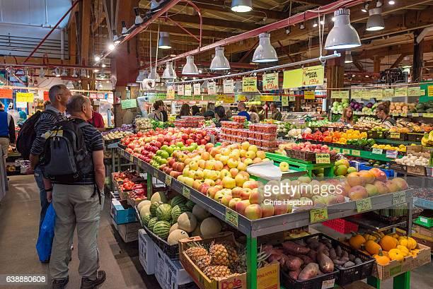Granville Island Market, Vancouver, Canada