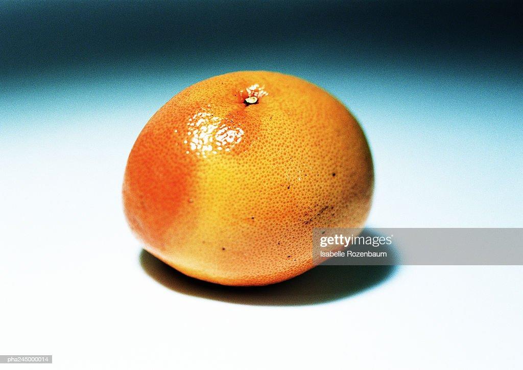 Grapefruit, close-up : Stockfoto