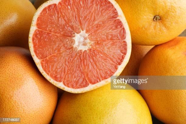 グレープフルーツの半分